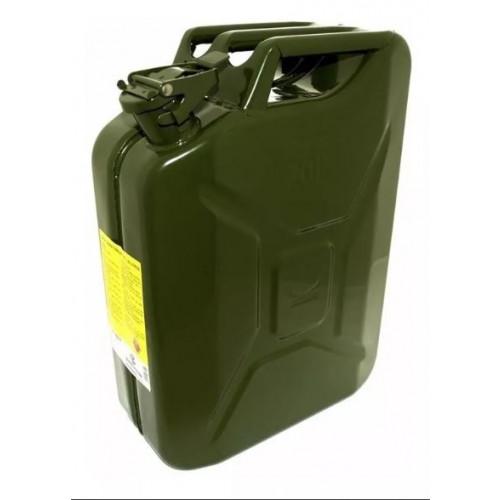 Galão de Metal para Combustível 20 Litros - Bremen