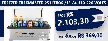 Freezer Trekmaster 25 litros