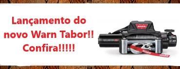 Novo Modelo Warn Tabor 12000