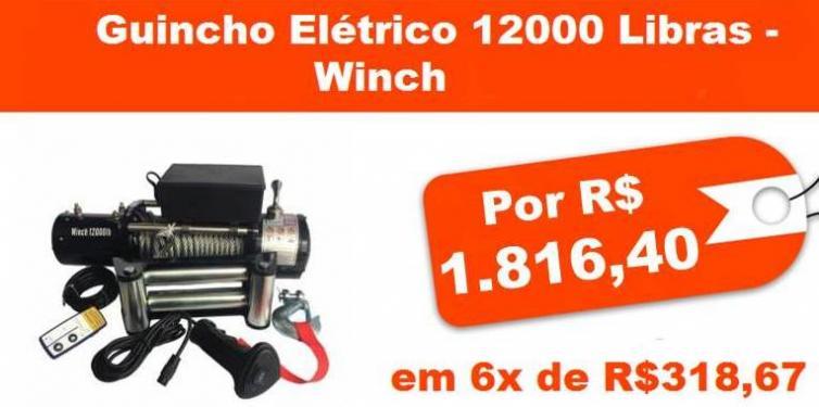 Guincho 12000lbs