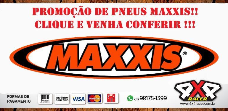 Pneu Maxxis aro 17